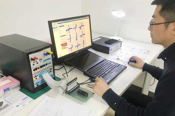英国ABI-AT256 A4全品种集成电路测试仪图二